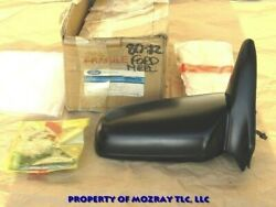 Ford Outside Rear View Mirror Mercury Tracer 1989-1988 Nos