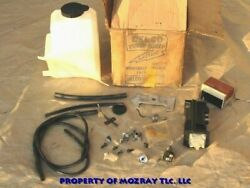Delco Windshield Washer Accessory Package Buick Lesabre_wildcat 1964 Nos