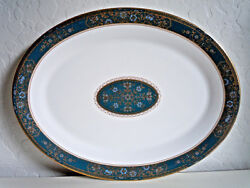 Royal Doulton Carlyle Oval Serving Platter 16 1/4