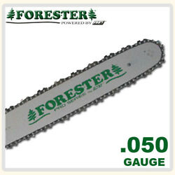 Poulan Chainsaw Bar And Chain By Forester New