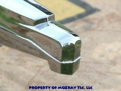 Gm Hood Top Ornament Chevrolet Bel Air_one-fifty_two-ten 1956 Nos