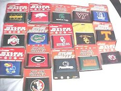 Ncaa Nylon Trifold Wallet New With Tag