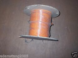Leoni Ehrk 34567 Rev 1 Cable 20 Awg 4c 22 Awg 4c Shielded Wire 20/4 22/4 344ft