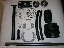 Alignment Gimbal Driver And Puller Tools And Bearing Bellows Gasket - Alpha One