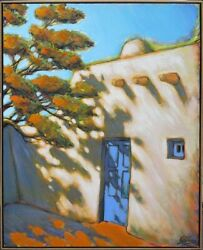 Gustavo Novoa Playful Shadows Signed Original Painting On Canvas Make An Offer