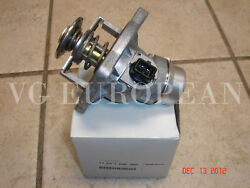 Bmw E39 E38 E53 X5 Genuine Cooling Thermostat W/housing And Gasket New 540i 740il