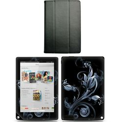Genuine Leather Case Cover For Barnes Noble Nook Hd 9 Inch + Skin Accessory B03