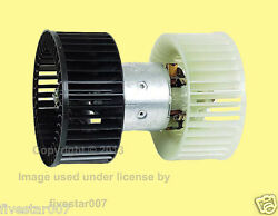 OEM BEHR Air Condition Heater HVAC Blower Motor w removable Fan Cages for BMW