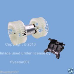Hvac A/c Ac Climate Control Blower Fan Motor For Mercedes Without Cabin Filter