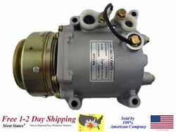 New A/c Ac Compressor For 1997-2004 Montero Sport 3.0l And 3.5l Engines