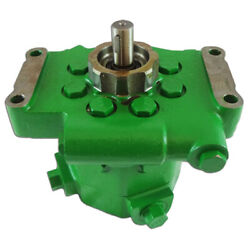 Ar103033 New Tractor Hydraulic Pump No Core Charge Fits John Deere