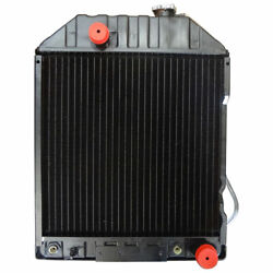 E7nn8005ba Tractor Radiator Fits Ford New Holland 5110 6410 7410 5610 6610 +