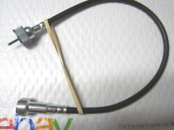84 85 86 87 El Camino Lower Speedometer Cable = Adapter 2 Piece Type Lower Cable