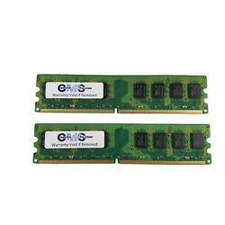 4gb 2x2gb Memory Ram 4 Asus M3 Board M3a-h/hdmi M3a32-mvp Deluxe M3a78 A88