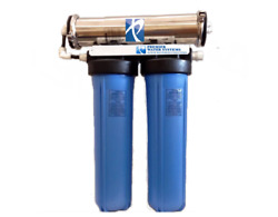 PREMIER Hydroponic Reverse Osmosis Water Filtration System 600 GPD SXT20 USA