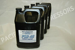 4 Pack 1 Gallon Curtis Rs-8000 Equivalent Synthetic Lubricant Compressor Oil