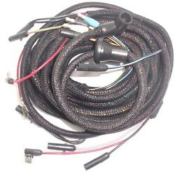 63 Falcon Taillight Wiring Harness 2 Door Sedan And Convertible Concours Quality