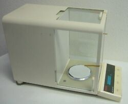 Ohaus Model Ap250d Analytical Plus Balance Scale 1118413783 Electronic And Manual