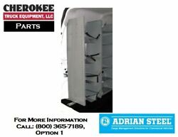 Adrian Steel Ts4t 4 Tank Rack For Ford Transit Connect