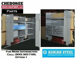 Adrian Steel 4686ns General Service Starter Package Gray Nv Low Roof