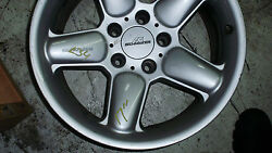 17and039 Ac Schnitzer Type Ii Rims 2 Only Very Rare One Piece Racing Motorsport