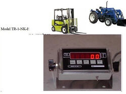 Front End Loader Hydraulic Scale System Lifting Weighing Tractor Bucket,new