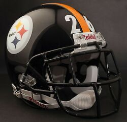 Pittsburgh Steelers 26 Football Helmet Stickers Numbers Only Rod Woodson
