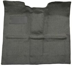 Carpet Kit For 1967-1972 Chevy Pickup Truck, Standard Cab 4wd, Gas Tank Removed