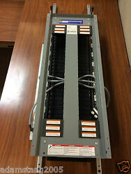 Square D Nf454l2ccl 250 Amp 208y/120v 3 Phase 4 Wire Powerlink G3 Panel Guts