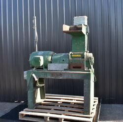 15 Hp Granulator Mill 5and039and039 X 10and039and039
