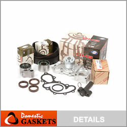 Timing Belt Tensioner Gmb Water Pump Kit W/o Pipe Fit 95-04 Toyota Tacoma 5vzfe