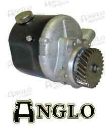 Ford New Holland Power Steering Pump - 10 Series - 5110 5610 6410 6610 7010 7610