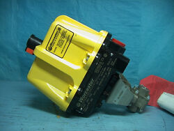 Worcester 75 Electric Actuator With 1/4 Stainless Valve 1000psi 600f Exp Proof