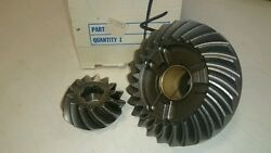 982243 981684 Omc 120 140 Hp Lower Unit Forward And Pinion Gear Set For Stringer