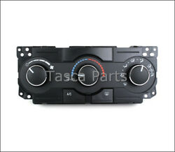 BRAND NEW OEM HEATER AND AC CONTROL UNIT 05-08 JEEP GRAND CHEROKEE #55111009AO
