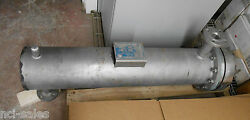 Yula Pure Water Cooler Wcv-2c-36as, 19781 Shell And Tube Heat Exchanger