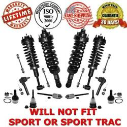 Explorer And Mountaineer 02-03 Front And Rear Suspension With Chassis 16 Pc Kit