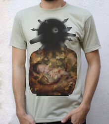 Drones T Shirt Artwork, Psycho Tour, Muse Inspired