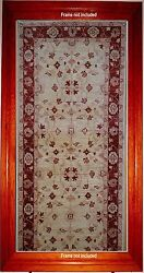 12and039 Runner Tabriz Antique Look Agra New A Hedge Against Negative