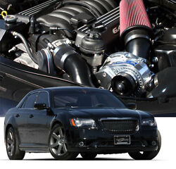 Chrysler 300C 6.4L Procharger P1SC1 Supercharger HO Intercooled System 12-14