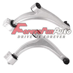 For 2004-2012 Chevy Malibu Aura Pontiac G6 (2)Front Lower Control Arm Ball Joint