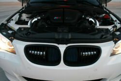 Efren Built Cold Air Intake Polished For 05-10 Bmw M5 E60