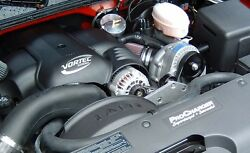 Chevy GM Truck/SUV Procharger 4.8L 5.3L P-1SC Supercharger HO System Kit 03-07