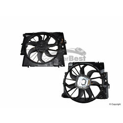 New Genuine Engine Cooling Fan Assembly 17427545366 For Bmw