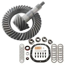 Richmond Excel 4.10 Ring And Pinion And Master Bearing Install Kit - Fits Ford 8.8