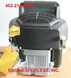 25 Hp Kohler Pszt7403022 Engine For Zero-turn And Riding Rider Lawn Mowers
