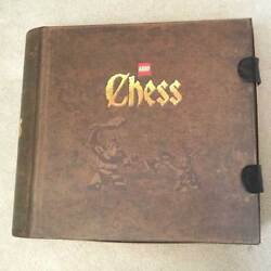 Lego Games Castle Giant Chess Set 852293 - One Bag Opened 7 Factory Sealed