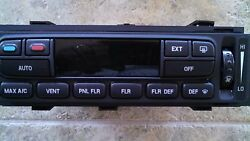 2002 2003 Ford F150 ATC AC Heater Digital Climate Control with Rear Defrost