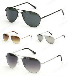 Retro Aviator Sunglasses Vintage Multicolor Hot Men Fashion Designer Shades 2013 $7.95
