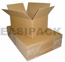 Single Wall - Quality Postal Mailing Cardboard Boxes All Sizes
